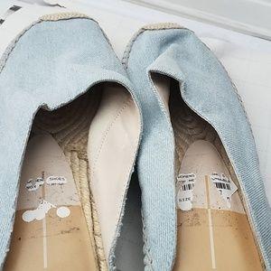 Dolce Vita Shoes - ❤HP❤ DOLCE VITA Tyro Denim Espadrilles Mules